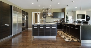 Wooden Floors in Kitchens – A Contemporary Trend