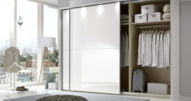 Most Suitable and Comfortable Wardrobe Designs for Small and Big Bedrooms