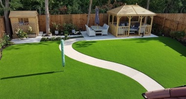 Why Use Fake Grass In Your Garden?