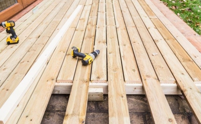 Know the benefits of the Decking Installation Wollongong: