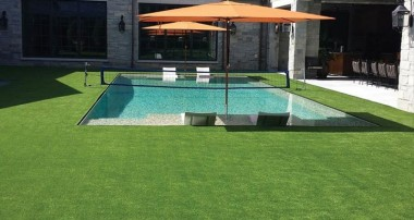 Why artificial grass is the best choice for pool-around areas?