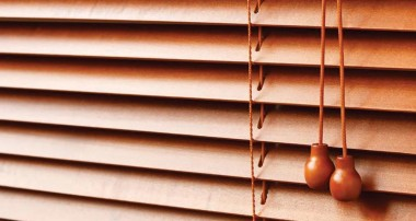 Why does a wooden blind prove to be effective?