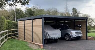 Should You Go DIY or Hire a Carport Builder?