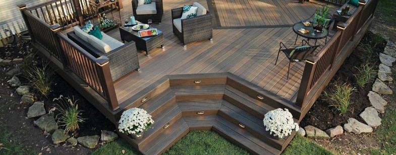 Types of Decks that You Can Order From Deck Builders